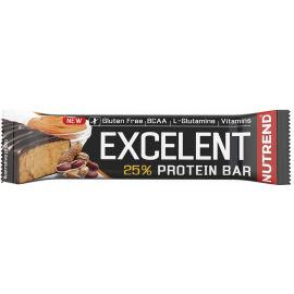 Nutrend EXCELENT PROTEIN BAR 85G ARAŠÍDOVÉ MÁSLO - Proteinová tyčinka