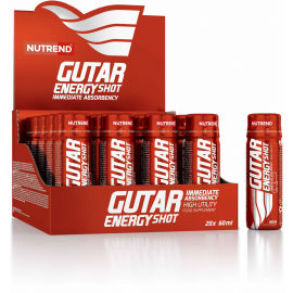 Nutrend GUTAR ENERGY SHOT 1X60ML - Energetický shot