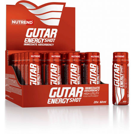 Energetický shot - Nutrend GUTAR ENERGY SHOT 1X60ML