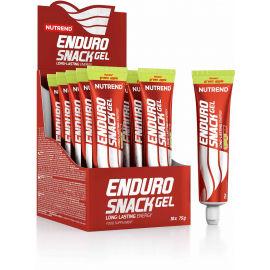 Nutrend ENDUROSNACK 75G JABLKO TUBA - Energetický gél tuba