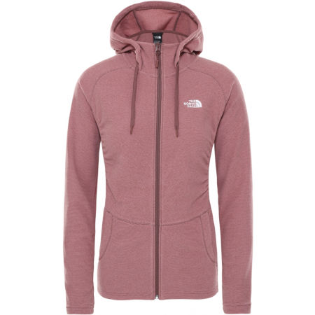 The North Face WOMEN´S MEZZALUNA FULL ZIP HOODIE - Dámská mikina s kapucí