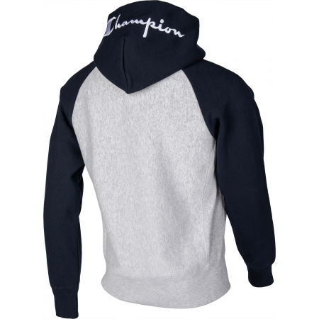 Pánska mikina - Champion HOODED SWEATSHIRT - 3