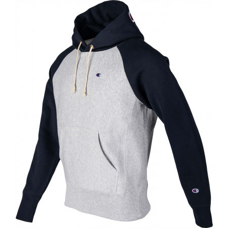Pánska mikina - Champion HOODED SWEATSHIRT - 2
