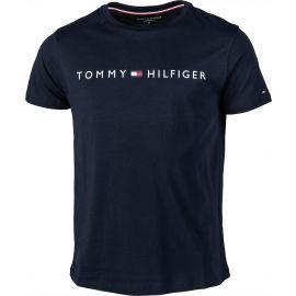 Tommy Hilfiger CN SS TEE LOGO - Pánske tričko