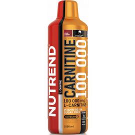 Nutrend CARNITINE 100000 1L VIŠŇA - Karnitínový doplnok