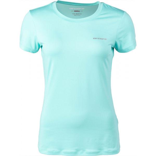 Arcore LAURIN modrá L - Dámske technické tričko