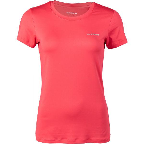 Arcore LAURIN ružová L - Dámske technické tričko