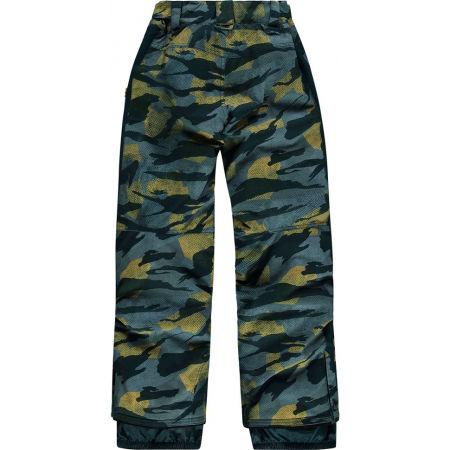 Pantaloni de ski/snowboard băieți - O'Neill PB AOP PANTS - 2