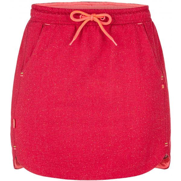 Loap EBEL ružová M - Dámska sukňa