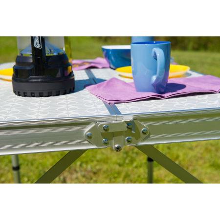 Kempový stôl a lavička - Coleman PACK-AWAY TABLE FOR 4 - 4