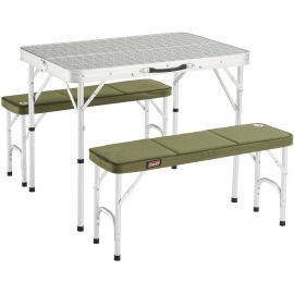 Coleman PACK-AWAY TABLE FOR 4 - Kempový stôl a lavička