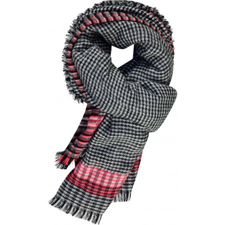 O'Neill BW CHECK SCARF - Women's scarf