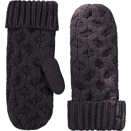 Women's gloves - O'Neill BW NORA WOOL MITTENS