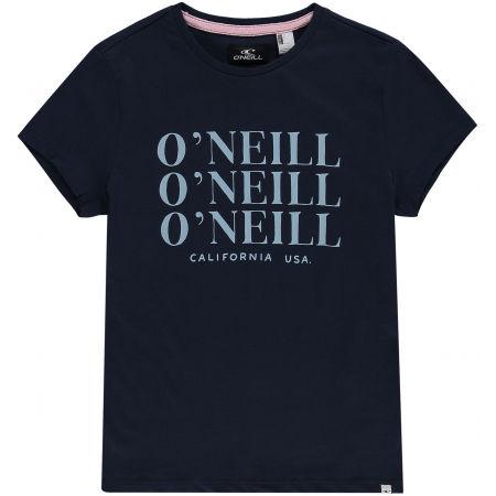 O'Neill LG ALL YEAR SS T-SHIRT - Lány póló