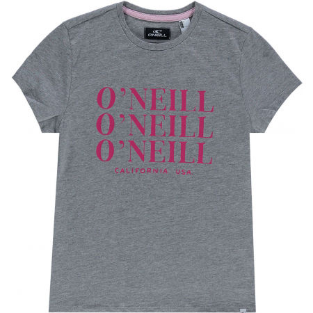 Tricou fete - O'Neill LG ALL YEAR SS T-SHIRT - 1