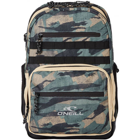 City backpack - O'Neill BM PRESIDENT BACKPACK - 1