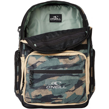 City backpack - O'Neill BM PRESIDENT BACKPACK - 2