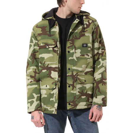 Men's jacket - Vans MN DRILL CHORE COAT MTE - 3