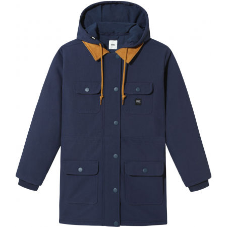 Vans WM DRILL LONG II CHORE COAT MTE - Women's winter jacket