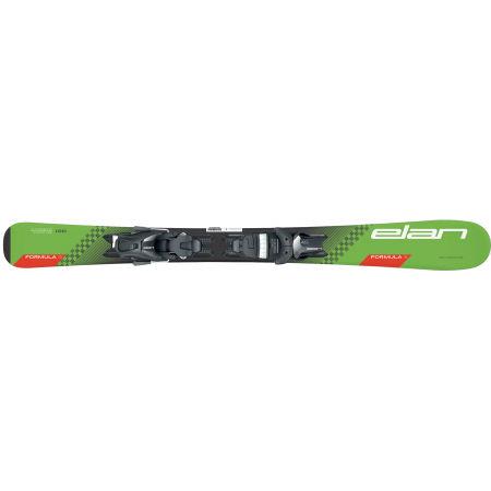 Junior downhill skis - Elan FORMULA S QS+EL 4.5 - 3