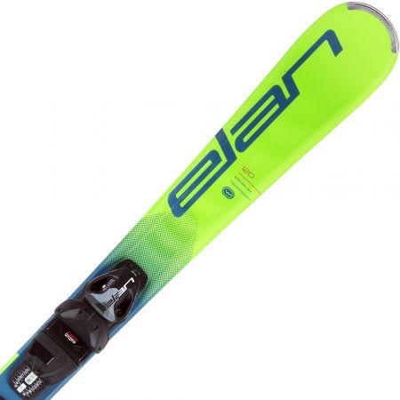 Junior downhill skis - Elan RC RACE QS+EL 7.5 - 2