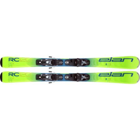Junior downhill skis - Elan RC RACE QS+EL 7.5 - 3