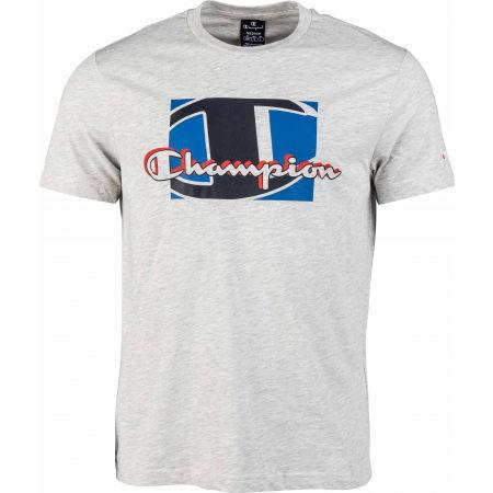 Pánske tričko - Champion CREWNECK T-SHIRT - 1