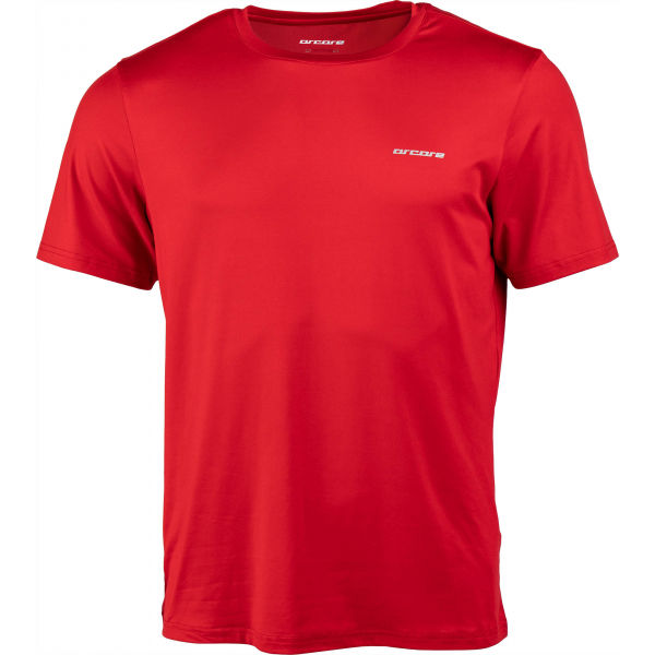 Arcore STUART červená S - Pánske tričko