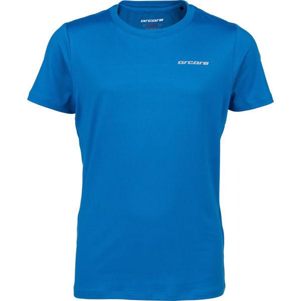 Arcore ALI modrá 140-146 - Detské technické tričko
