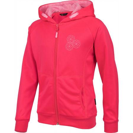 Girls' sweatshirt - Lewro NESSA - 2