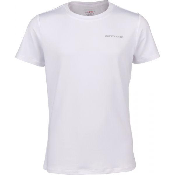 Arcore ALI biela 140-146 - Detské technické tričko