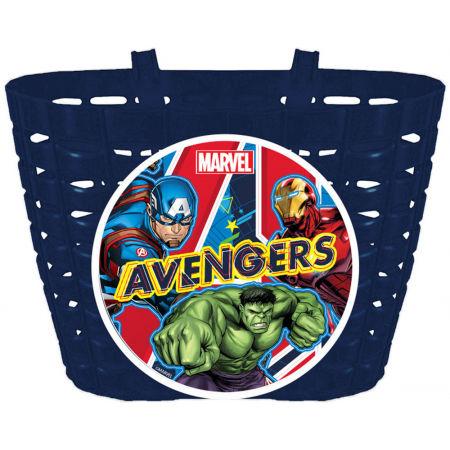 Disney AVENGERS - Plastový košík na řidítka