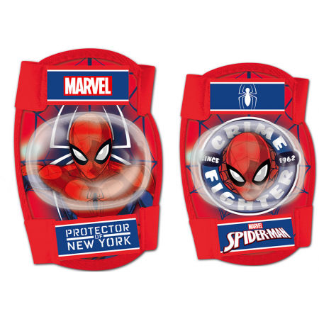 Disney SPIDERMAN - Children's elbow / knee pads