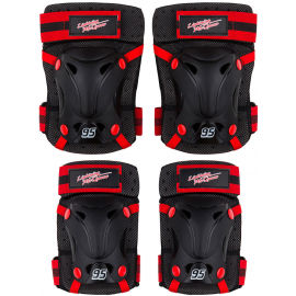 Disney CARS - Kids' elbow and knee protector set