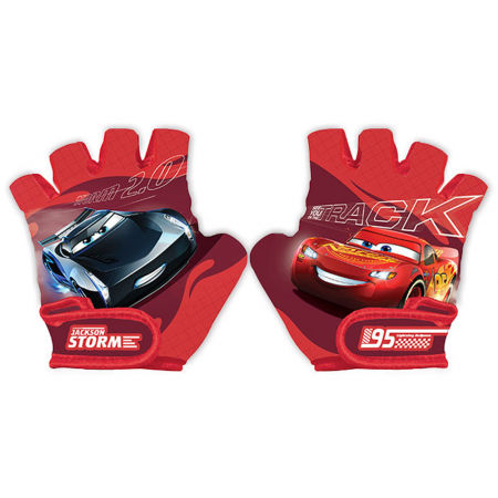 Disney CARS III - Children's cycling gloves