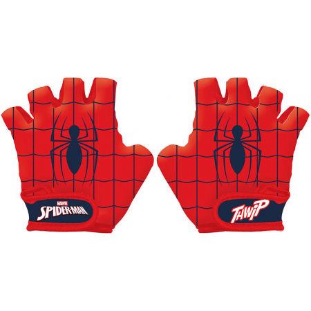 Disney SPIDERMAN - Dětské rukavice na kolo