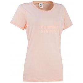 KARI TRAA TVILDE TEE - Dámske funkčné tričko s krátkym rukávom