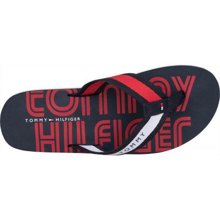 Women's flip-flops - Tommy Hilfiger SPORTY FEMININE BEACH SANDAL - 5