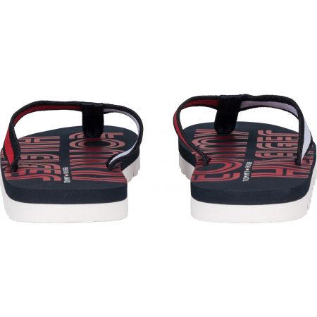 Women's flip-flops - Tommy Hilfiger SPORTY FEMININE BEACH SANDAL - 7