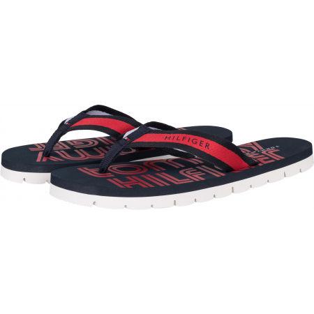 Women's flip-flops - Tommy Hilfiger SPORTY FEMININE BEACH SANDAL - 2