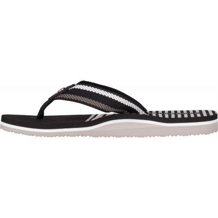 Women's flip-flops - Tommy Hilfiger STRIPY FLAT BEACH SANDAL - 4