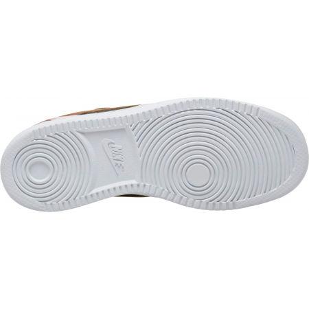 Women's leisure footwear - Nike COURT VISION LOW WMNS - 3
