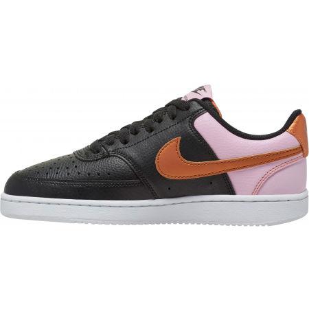 Women's leisure footwear - Nike COURT VISION LOW WMNS - 2