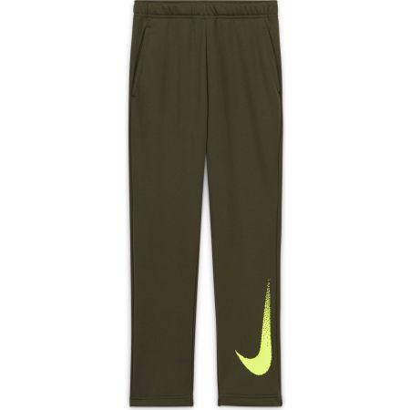 Nike DRY FLC PANT GFX2 B - Fiú nadrág