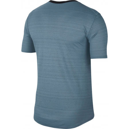 Pánské běžecké tričko - Nike DRI-FIT MILER - 2