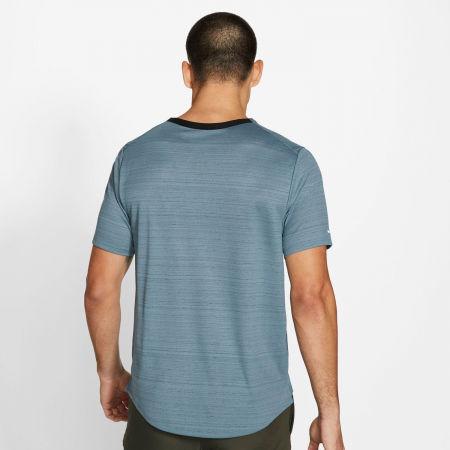 Pánské běžecké tričko - Nike DRI-FIT MILER - 4