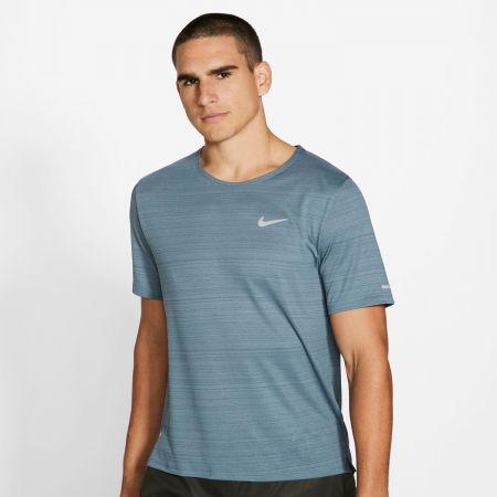 Pánské běžecké tričko - Nike DRI-FIT MILER - 3