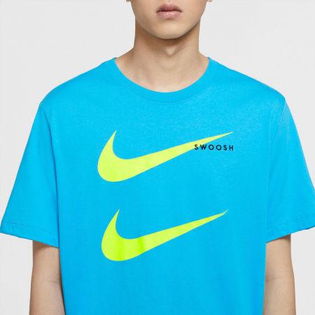 Pánské tričko - Nike NSW SS TEE SWOOSH PK 2 M - 3