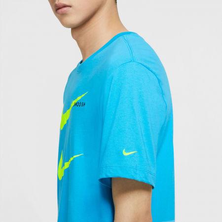 Pánské tričko - Nike NSW SS TEE SWOOSH PK 2 M - 4