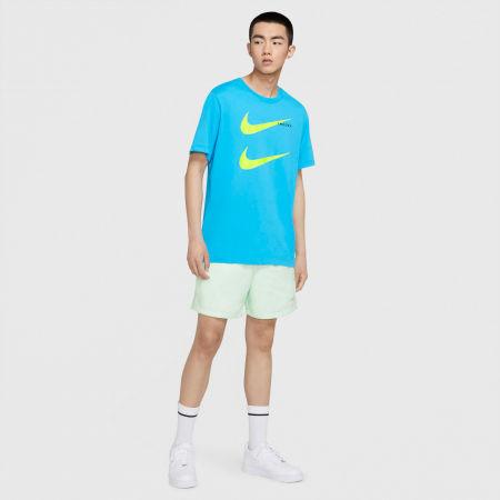 Pánské tričko - Nike NSW SS TEE SWOOSH PK 2 M - 5